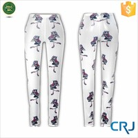 Printed Stretchy Tights Pants Leggings,hot sale tight pants
