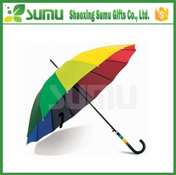 OEM service colourful polyester ladies full body umbrella for sale