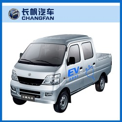 CF A401 electric double van SUV