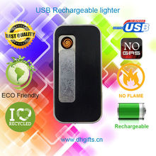 new design nova winproof electronic USB rechargeable lighter with usb