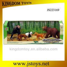 venta al por mayor juguetes plásticos con animales pequeños