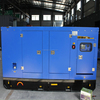 Power by CUMMINS Engine150kva denyo generator prices