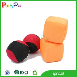 Promotional Color Changing 2015 Soft Novelty Mini Rugby Soccer Cheap Stress Ball