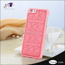 leather accessory mobile phone cover for iphone6