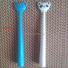 wholesale fancy flexible plastic ball point pen