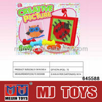 education toy 3d puzzle diy toy knit toy Children wholesale