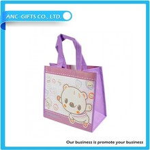 print bag promotional non woven carry bags