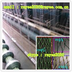 PA Plastic Type and Fishing Nets Product Type Nylon multifilament fishing net , redes de pesca de nylon, reti da pesca