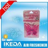 Cheap and beautiful hotel automatic hanging paper air freshener