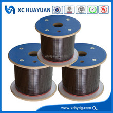 High conductivity swg aluminum lacquered wire for winding motors