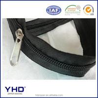 nylon zipper for golf bag