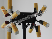 fire wheel, stage fountain firing system,indoor fireworks racks, special effects equipment, two sets/carton