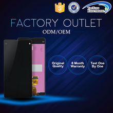 Taoyuan For Sony Xperia Z1 mini Compact D5503 Frame+ LCD Touch Screen Digitizer Assembly