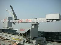window cleaning gondola/ glass cleaning machinery/BMU
