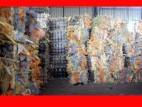 High density Furniture foam scrap in bale