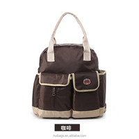 Selling Fashion Backpack Insulated Mummy Diaper Bag With Many Pockets