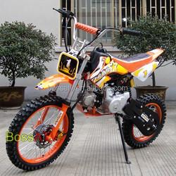 Chinese Fashion Kick Start Motorcycle 110CC Pit Bike 125CC Dirt Bike