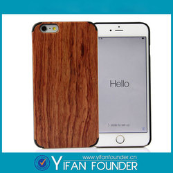 Customized Various Cover Wooden For Iphone6 plus
