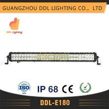 guangzhou led light 180w led light bar spot flood led atv light bar waterproof