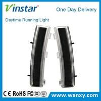 NEW 3D Daylight Guide LED DRL (smoke) 350z LED DRL Daytime Running Light LED side indicator light