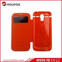 Battery case for Samsung Galaxy S4 mini moblile phone accessory