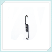 spring steel Electric equipment tension springs with hooks