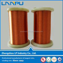 China Manufacturing Colored Enameled Insulated Electric Wire