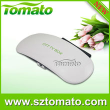 Hot selling x6 Android 4.2.2 full hd media player Dual Mic and 5.0 MP Camera dual core android tv dongle with skype