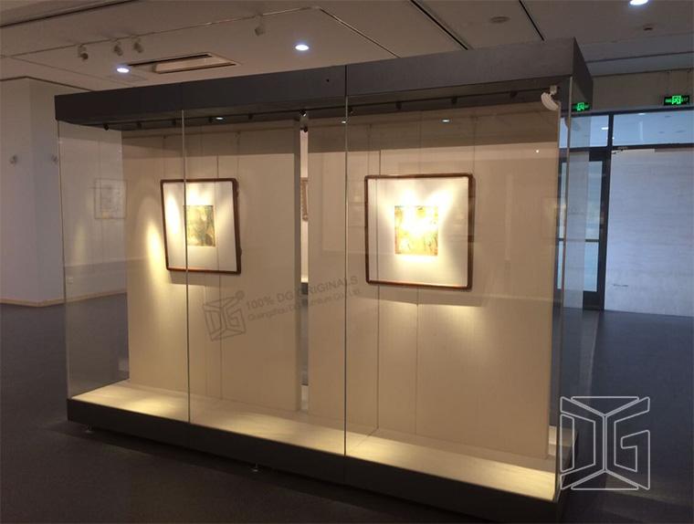 muebles escaparate moderna pantalla de cristal escaparate muebles para el museo