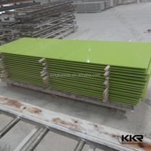Countertop material akrilik solid surface