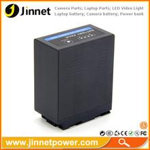 Camcorder battery for Panasonic D54S 7800mAh battery for NV-GX7 NV-MX5 AG-DVC80