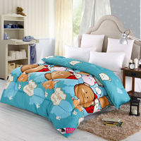 china supplier cotton printed fabric decorated sheep comforter super luxury bedding set for container home