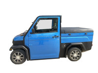 180km Range 2 Seat/Person Chinese Mini Electric Truck