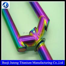 fatory sale mountain bike titanium fork
