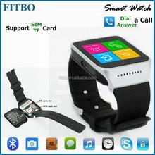 Sliver & Gold pedometer Anti-lost slim watch phone OEM for HTC/LG G4