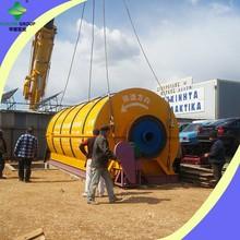 7-10 giorni installazione macchina di pirolisi di pneumatici a diesel con r&d Dipartimento
