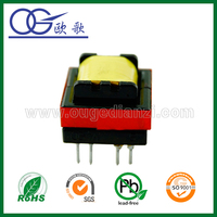 EE16 neon electronic transformers with wire,horizontal,pin4+4
