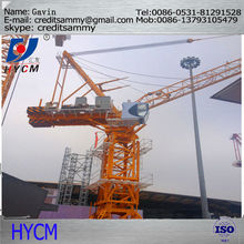 135*10mm /square tube/Q235B 150 ton crawler crane