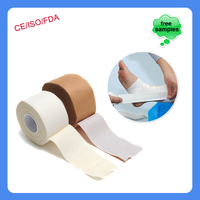 Breathable Color Cotton Zinc Oxide Printed Athletic Sports Tape