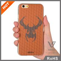Jules.V Hot Selling Sublimation 3D Mobile Phone Case For iPhone 6