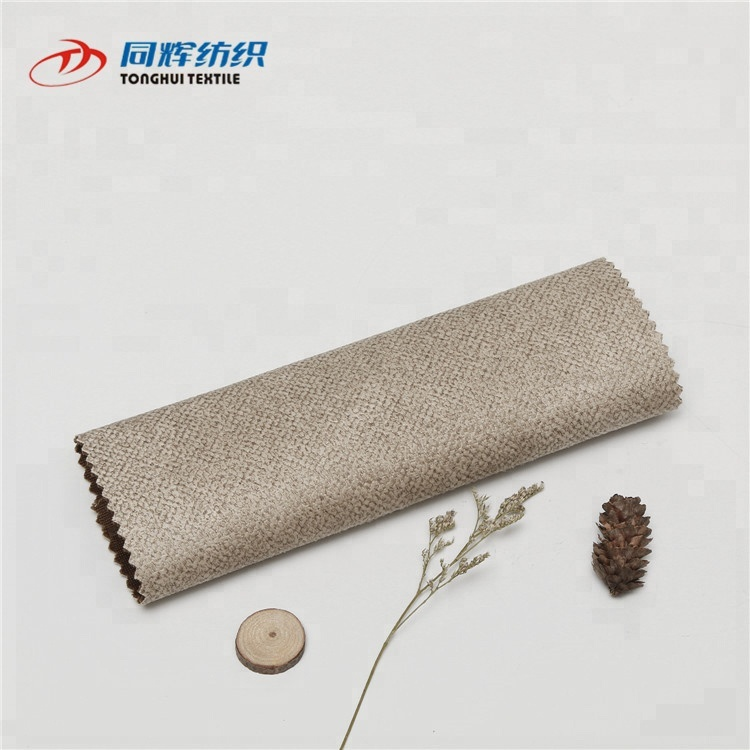 Ventas calientes de alta elástico competitivo de Cachemira personalizado flocado tejido de punto