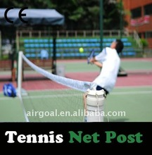 New tennis shoes with Inflatable&Portable tennis net post