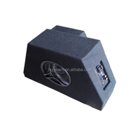 Power 2CH DSP 6 Inch Bass Tube Subwoofer
