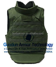 Fashional Protection NIJ level IIIA soft Body Armor; Army Anti Bullet Vest for Police and Military