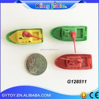 China wholesale custom plastic toy small ship