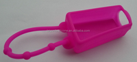 Wholesale Bulk Hand animal silicone hand sanitizer holder