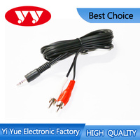 high quality rca cable for car audio
