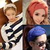 Wholesale Fashion Women Ear Warmer Headwrap Winter Knit Headbands