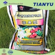 high trait small packing series CF30% 15-8-7 fertilizer price 50kg bag