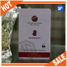 Hi-co magnetic stripe plastic T5577 rfid hotel room key cards